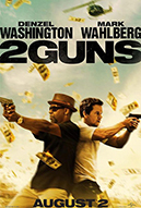 2 Guns movie poster