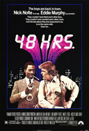 48 Hrs. movie poster