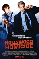 Hollywood Homicide movie poster