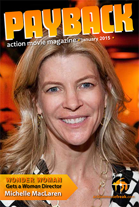 payback action movie magazine celebrating the emergence of women in action movies