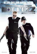 Hot Fuzz Movie Poster