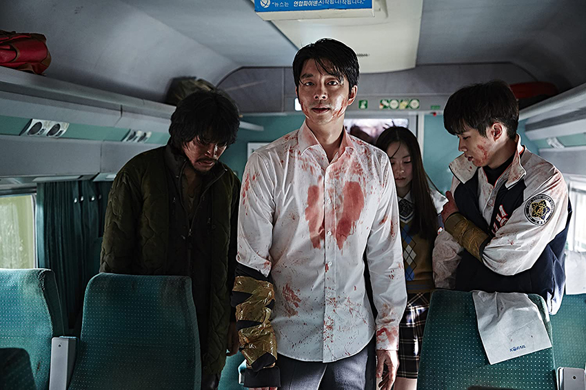 죄귀ㅘ Choi Gwi-Hwa in Train to Busan