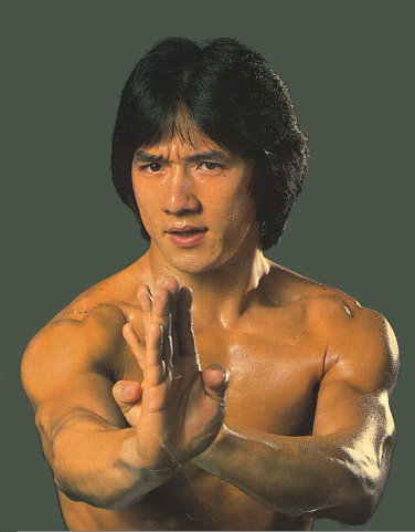 young Jackie Chan