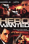 Hero Wanted action movie poster