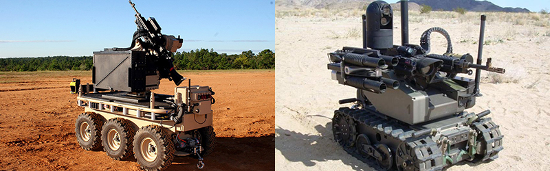 samples of killer robots