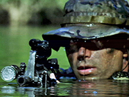 Act of Valor swamp scene