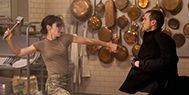 Cobie Smulders throws down in Jack Reacher: Never Go Back