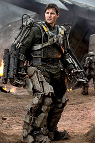 Tom Cruise Edge of Tomorrow