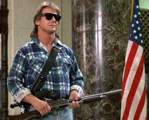 Rowdy Roddy Piper in They Live
