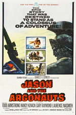 Jason and the Argonauts movie poster