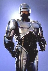 Peter Weller as Robocop-an Action Movie Classic
