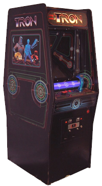 Tron stand alone video game